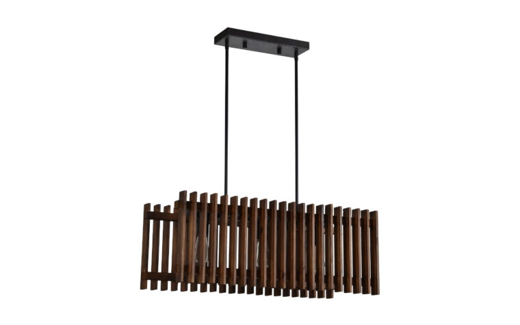 Carina Ceiling Light Fixture by Renwil - angle