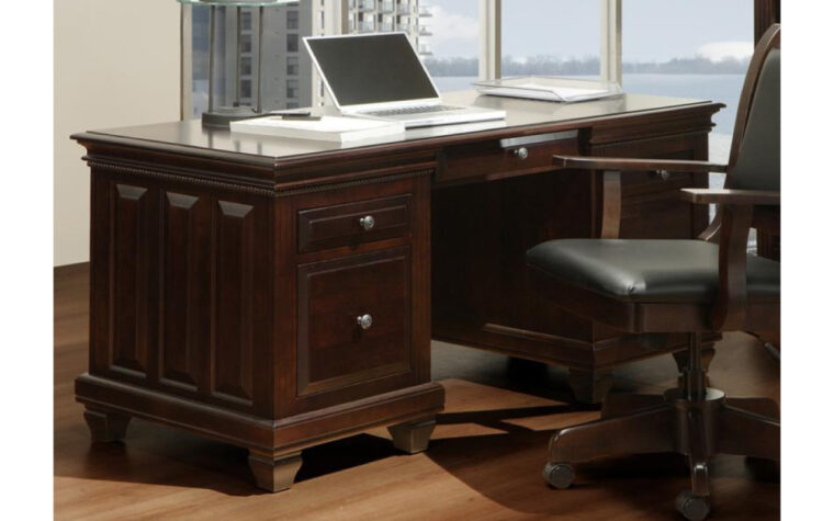 Florentino Executive Desk by Handstone Furniture