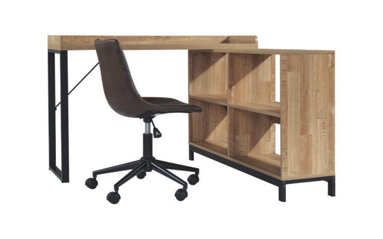 Gerdanet L-Desk - Ashley home office