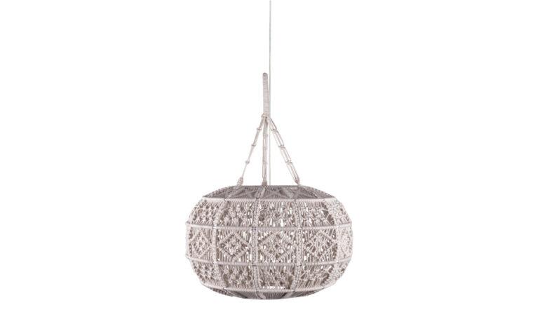 Kurv Ceiling Light Fixture by Renwil