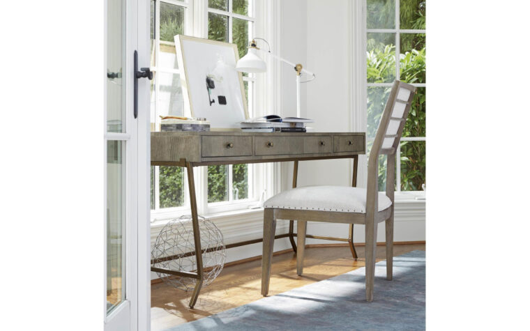 Playlist Writing Desk - room shot by Universal Furniture
