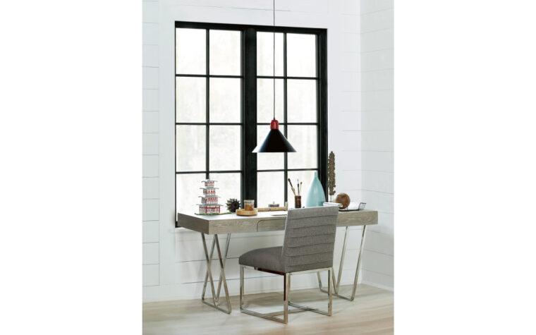 Zephyr Writing Desk - room shot by Universal Furniture
