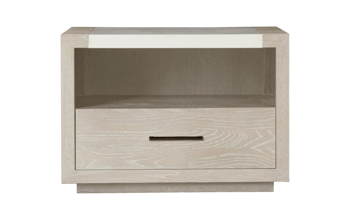 Modern Wilshire Nightstand by Universal Furniture