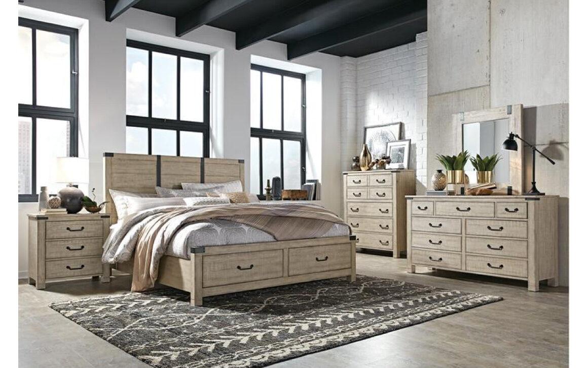 Radcliffe Door Chest - Chervin Furniture & Design