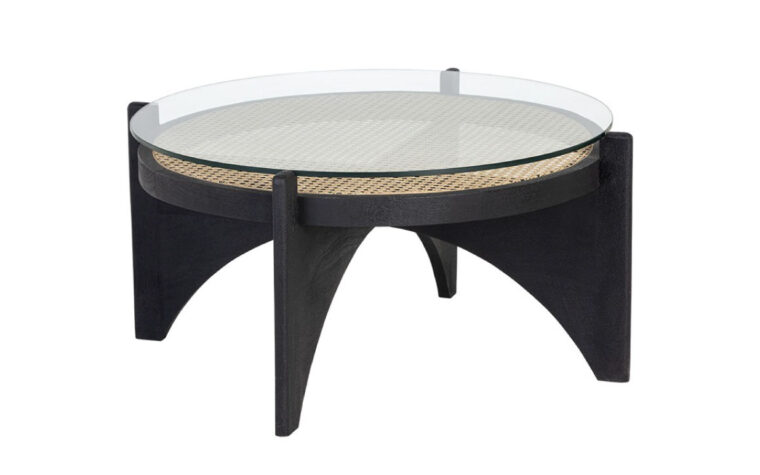 Adora coffee table front view