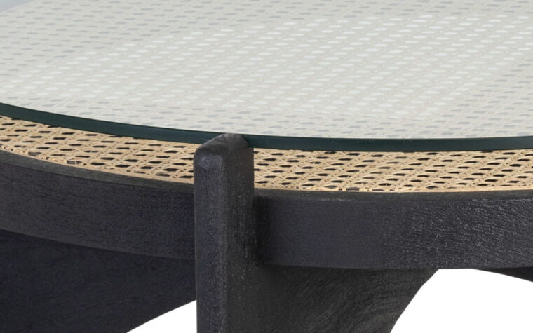 Adora coffee table detail close up