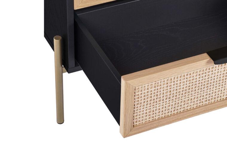 Avida nightstand detail