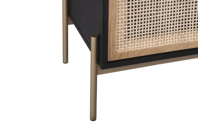 Avida sideboard leg detail