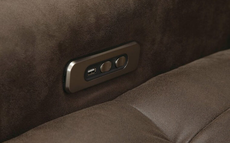 Sorrento reclining chair controls