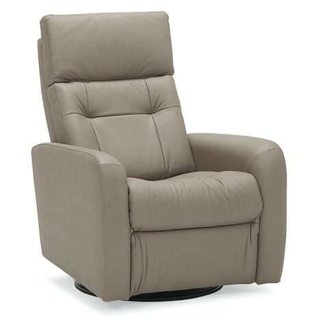 Sorrento recliner angle view