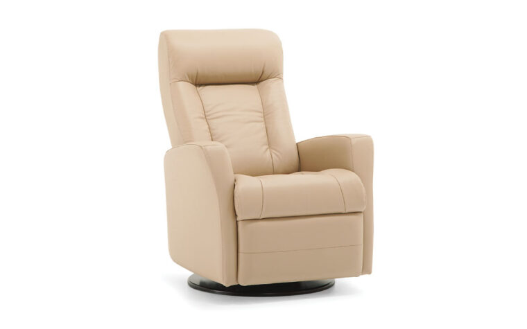 Banff Reclining chair front view