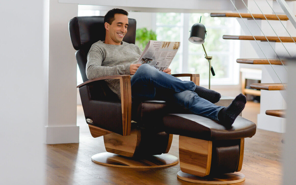 Orlando reclining chair lifesstyle image