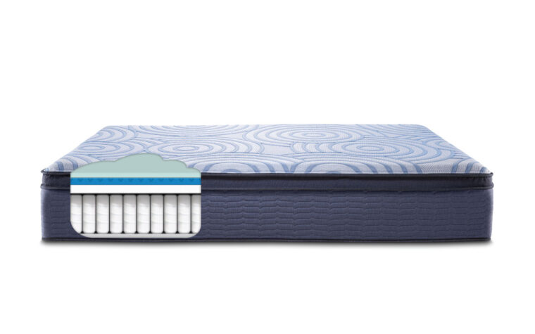 perpetual hybrid mattress by serta