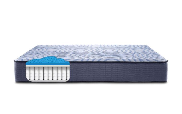 stratosphere firm mattress by serta
