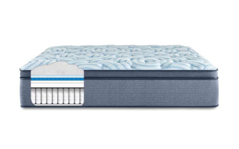 unity plush mattress by serta